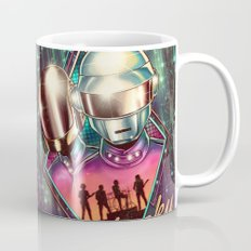 Get Lucky - Daft Punk Mug