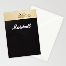 We are Marshall Stationery Cards