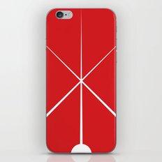 The Three Musketeers iPhone & iPod Skin