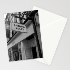 Bashful Alley Stationery Cards