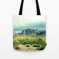 Superstition Tote Bag