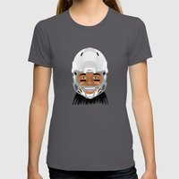 Faces- Arizona Womens Fitted Tee Asphalt SMALL