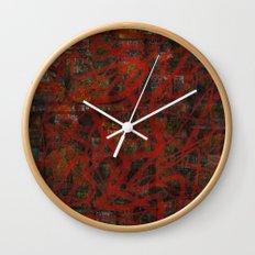 Supermarket Knox Wall Clock