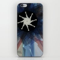 Flos Americana iPhone & iPod Skin