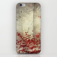 Shadow Of NOthing iPhone & iPod Skin