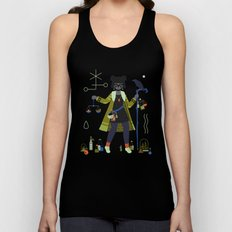 Witch Series: Potions Unisex Tank Top
