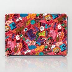 E Pattern iPad Case