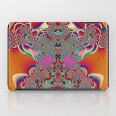 Red Meditation iPad Case