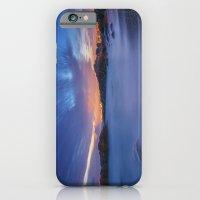 Sunset at the beach iPhone 6 Slim Case