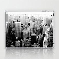 Ghost City Laptop & iPad Skin