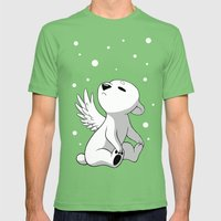 Polar Cub 2 Mens Fitted Tee Grass SMALL