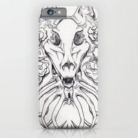 iPhone & iPod Case featuring Ink by Megan Leitschuh