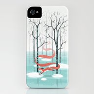 Forest Spirit iPhone (4, 4s) Slim Case