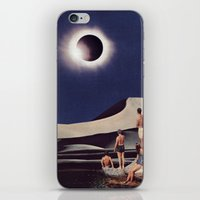 SOLAR ECLIPSE iPhone & iPod Skin