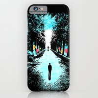 Lonely Walk iPhone 6 Slim Case