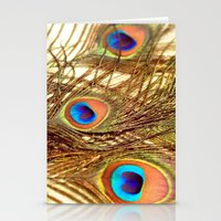 Feathers... Stationery Cards