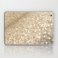 golden glow Laptop & iPad Skin