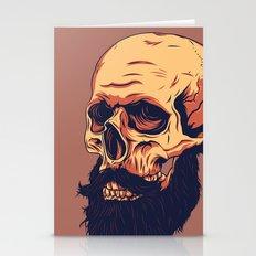 Mr. Skull Stationery Cards