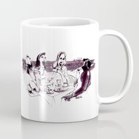 Ladies Who Lunch Mug