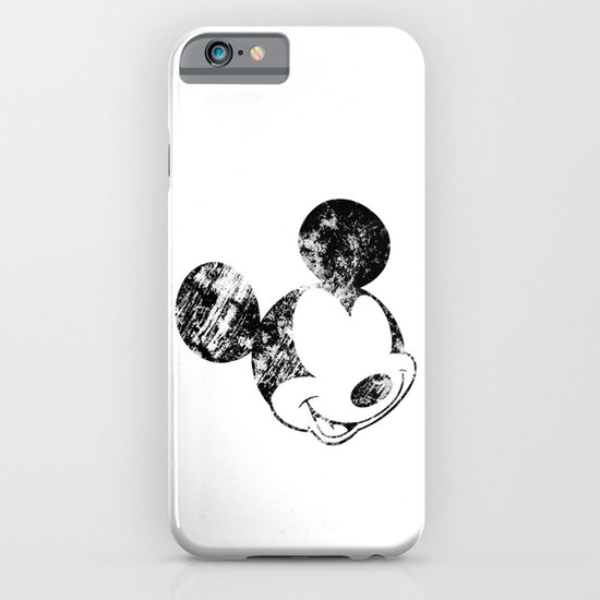 Mickey Grunge iPhone & iPod Case
