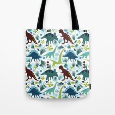 Dinosaur Days Tote Bag