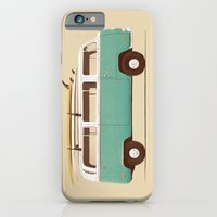 Blue Van iPhone 6 Slim Case