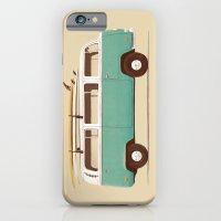 Blue Van iPhone 6 Slim Case