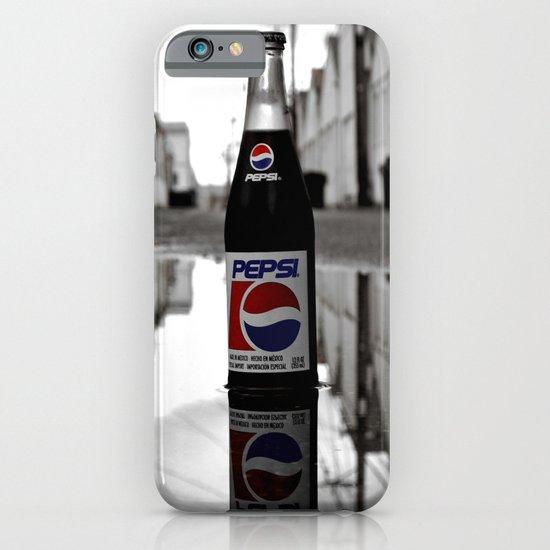 Urban Pepsi-Cola iPhone & iPod Case