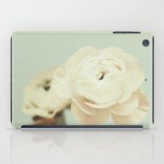 cream iPad Case