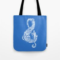 Sound of the Ocean Tote Bag