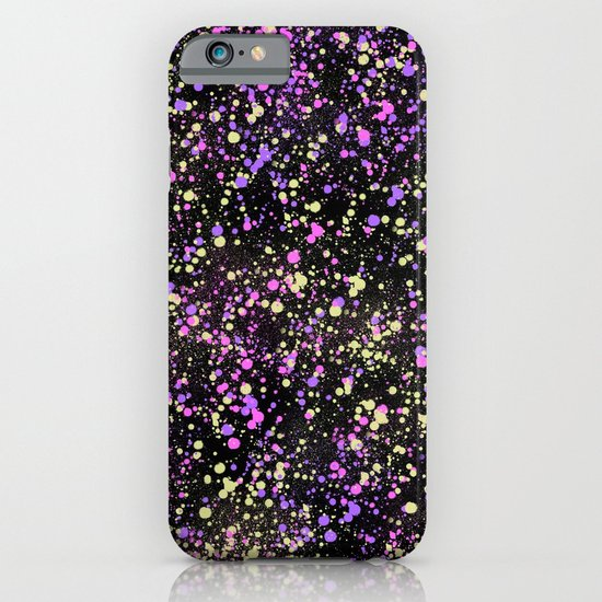 Paint Splatter iPhone & iPod Case