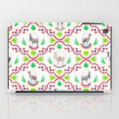 A Llama Folk Tale iPad Case