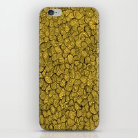 Seamless pattern iPhone & iPod Skin