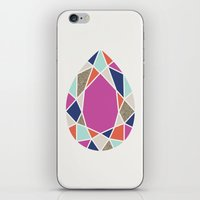 Facets iPhone & iPod Skin