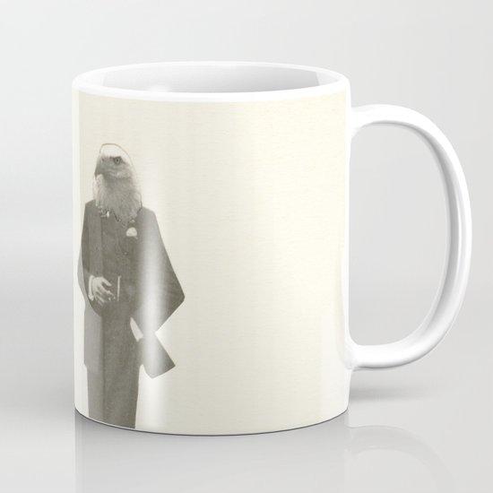 Bird Man Mug