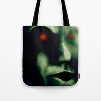 The Green Visitor Tote Bag