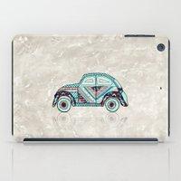 VosVos in Wonderland iPad Case