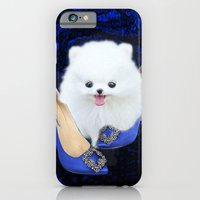 iPhone & iPod Case featuring Blue Manolos by C...
