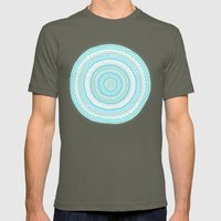 Dreamy Carousel Mens Fitted Tee Lieutenant SMALL