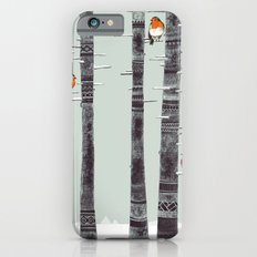 Robin Trees iPhone 6 Slim Case