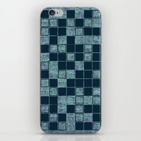 Don't Be A Square iPhone & iPod Skin