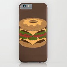 Donut Burger Slim Case iPhone 6s