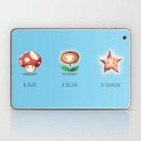 Be.  Laptop & iPad Skin