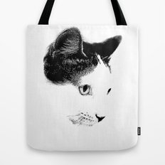 Keiichi Cat Tote Bag
