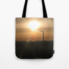 From my window(2) Tote Bag