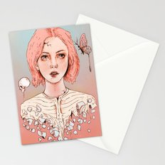 Let's Stay Here Forever Stationery Cards