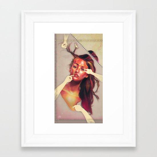 PHOTOSHOP Framed Art Print