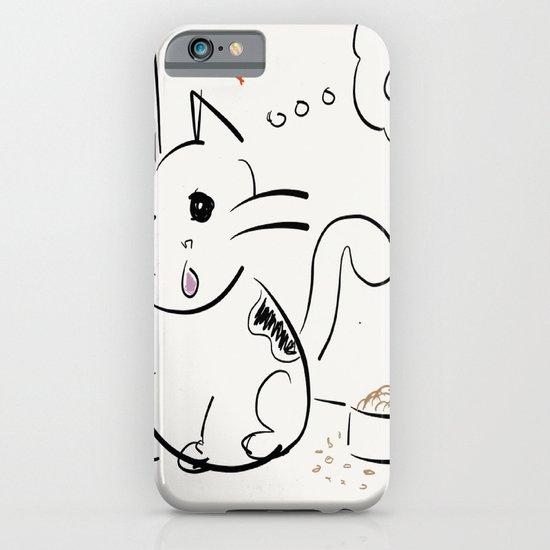 Cat food? iPhone & iPod Case