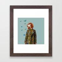Polaroid n°39 Framed Art Print