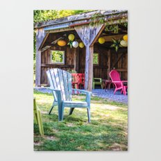 Relax in Colour Canvas Print